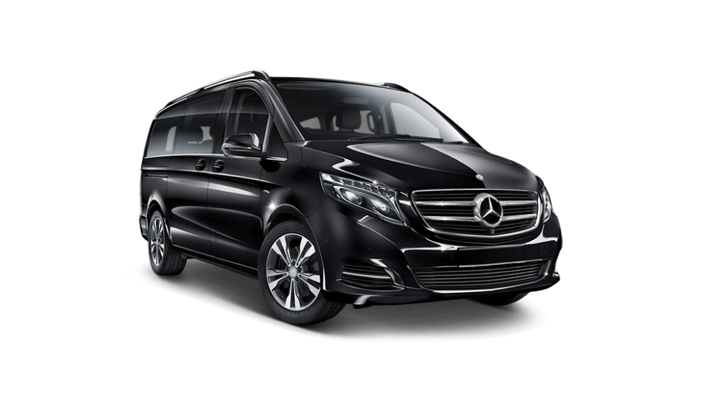 taxi 7 places mercedes vito talmont vendee